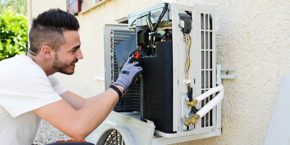 La maintenance des systèmes de climatisation