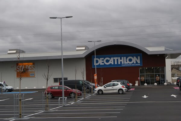 Magasin DECATHLON