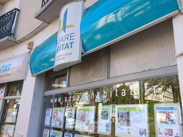 Climatisation Agence SQUARE HABITAT