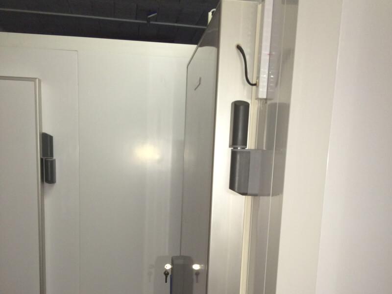 eurofroid climatisation - Chambre froide positive et négative pour Boucherie